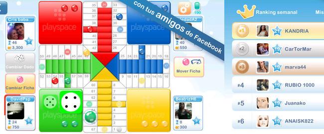 Juegos de mesa para iOS - parchís