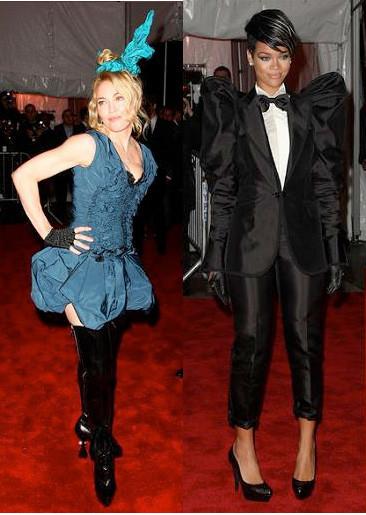 Elige a la famosa peor vestida de 2009