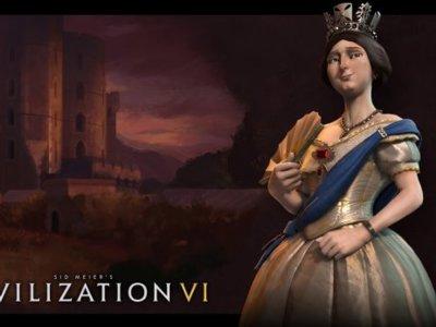 La Reina Victoria e Inglaterra protagonizan el nuevo vídeo de Civilization VI