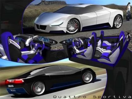 Test Drive Unlimited Concepts