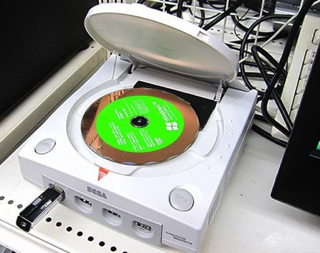 Dreamcast convertida en PC