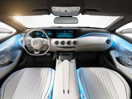 Mercedes Benz Clase S Coupé: imposible no enamorarse