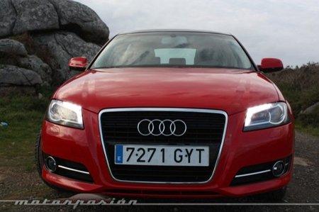 Audi A3 Sportback 1.4 TFSI, prueba