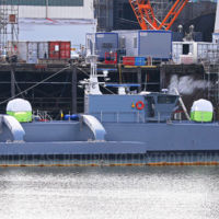 El cazador de submarinos de DARPA es autónomo y mide más de 40 metros