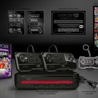 Pon a prueba tu fiebre por lo retro con esta lujosa edición de Evercade VS con tirada limitada a 5.000 unidades