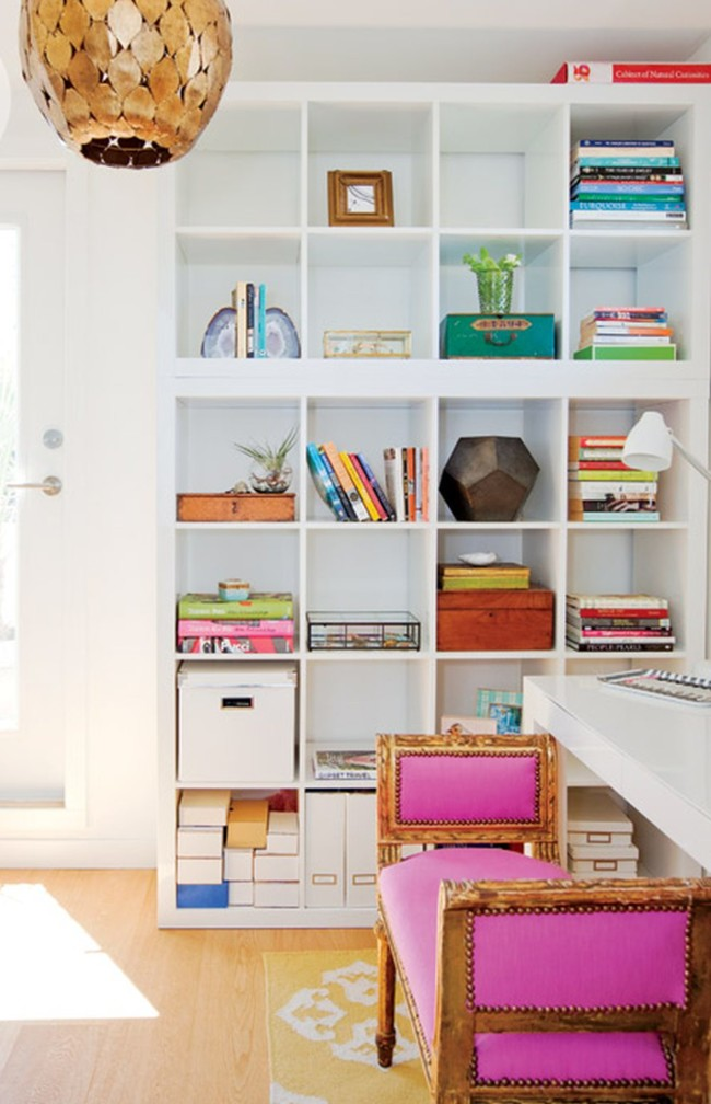 Artistic Contemp Bookshelf