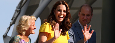 Kate Middleton se convierte en la protagonista (y ganadora de estilo) de la final de Wimbledon 2018