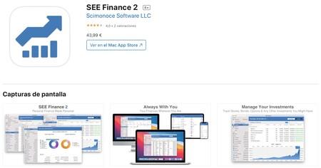 See Finance 2 Mac