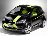 Ford Ka Digital Art, Grand Prix y Tatoo, el Ka a tu gusto