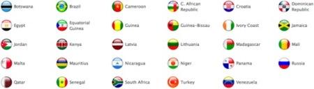 Países iPhone 3G