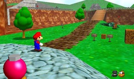 'Super Mario 64' completado en 5 minutos