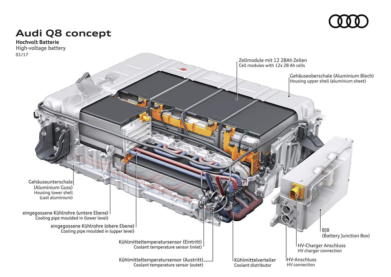 Foto de Audi Q8 Concept (12/39)