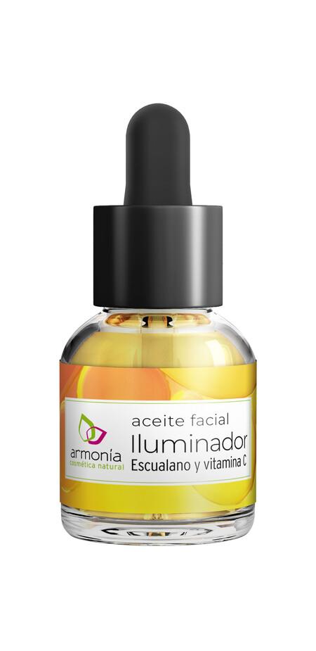 Armonia Aceite Facial Iluminador
