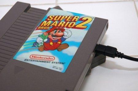 Tus viejas consolas de Nintendo en tus discos duros y llaveros