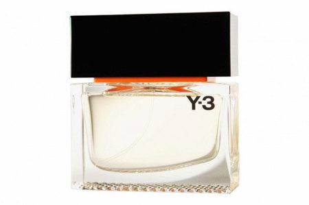 Y-3 Black Label: nueva fragancia masculina de Yohji Yamamoto & Adidas