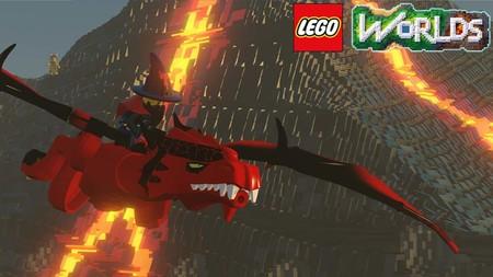 LEGO Worlds tendrá versión de PS4 y Xbox One