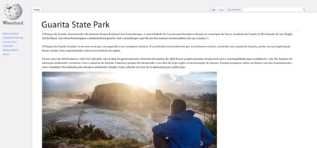 The North Face ha intentado aprovecharse de la Wikipedia para posicionar mejor en Google Imágenes, pero le ha salido mal