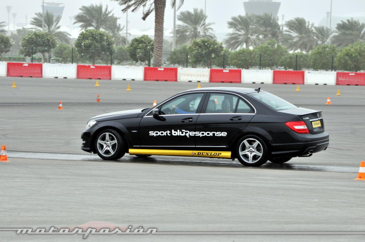 Foto de Dunlop Sport BluResponse, presentación y prueba en Yas Marina (5/24)