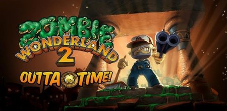 Zombie Wonderland 2, acaba con todos los zombies y mantén el sitio limpio
