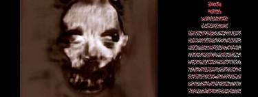 Esta inquietante imagen es lo que experimenta una red neuronal mientras 'agoniza' y va olvidando cómo es un rostro humano
