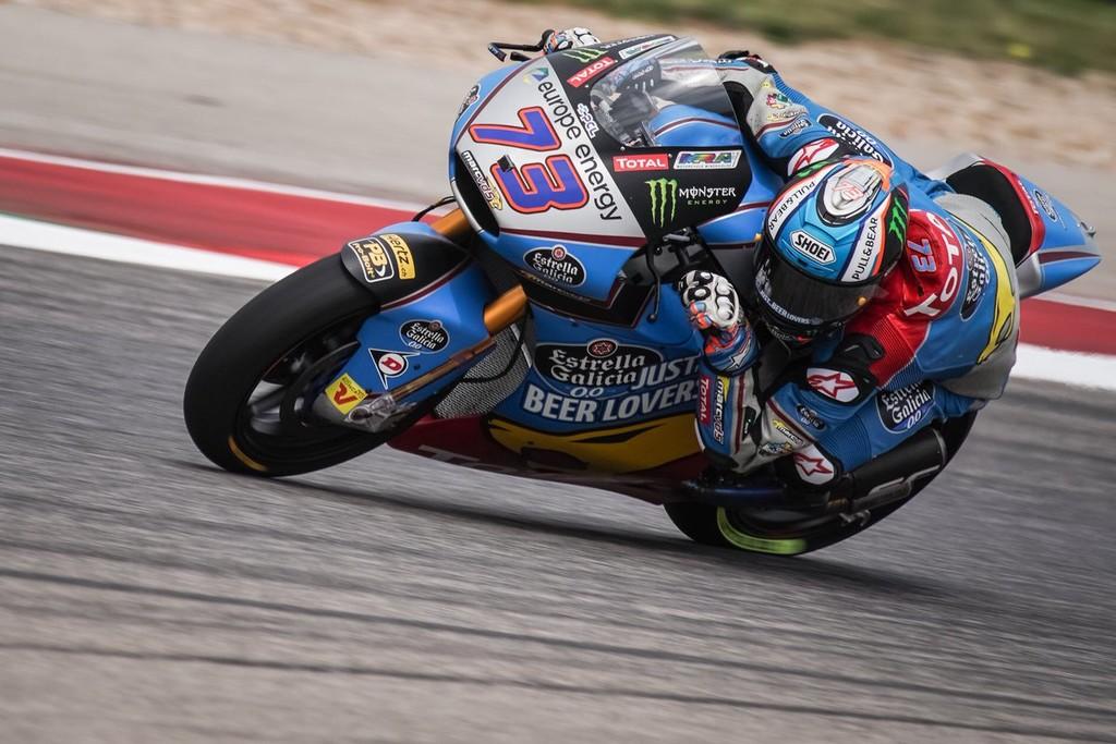 Alex Marquez Gp Americas Moto2 2018