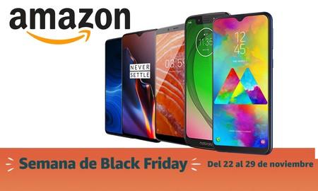 Black Friday 2019: las mejores ofertas en smartphones de Amazon