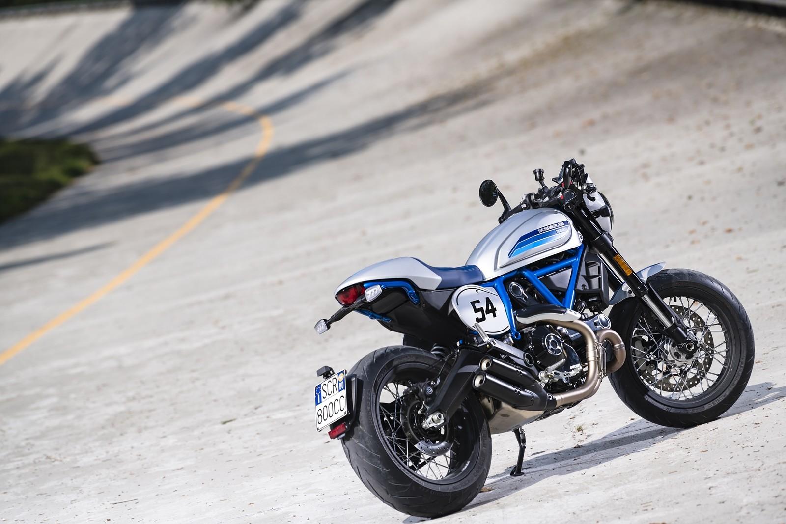 Foto de Ducati Scrambler Café Racer 2019 (22/31)