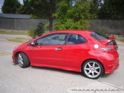 Prueba: Honda Civic Type-R (parte 3)