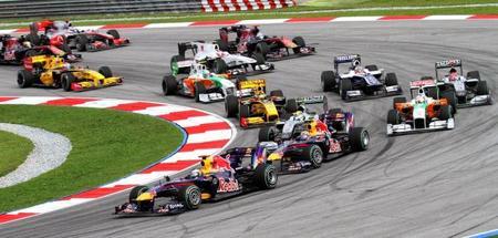 Se filtra posible calendario de la Fórmula 1 2015