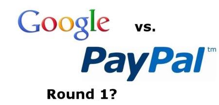 PayPal ha demandado a Google tras la presentación de Google CheckOut