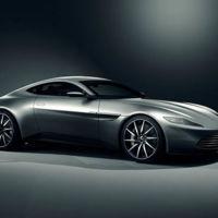 Video: Cuando James Bond no está salvando el mundo, practica sus habilidades de Gymkhana en su Aston Martin DB10