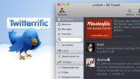 Twitterrific for Twitter, versión 4 del conocido cliente de Twitter para Mac OS X