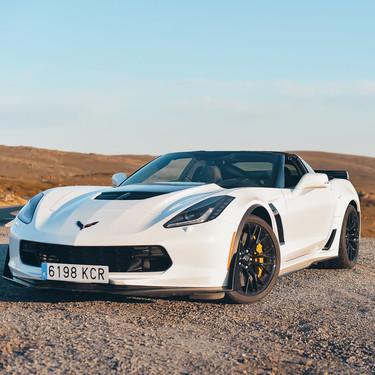 Probamos el Corvette Z06 Competition: 650 CV y 881 Nm de desmadre a la americana