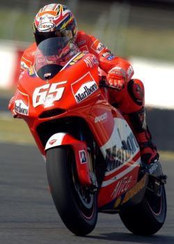 Capirex con Ducati 2005