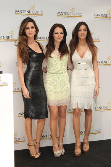 Sara, Paula y Ariadne, qué pelazo, chicas