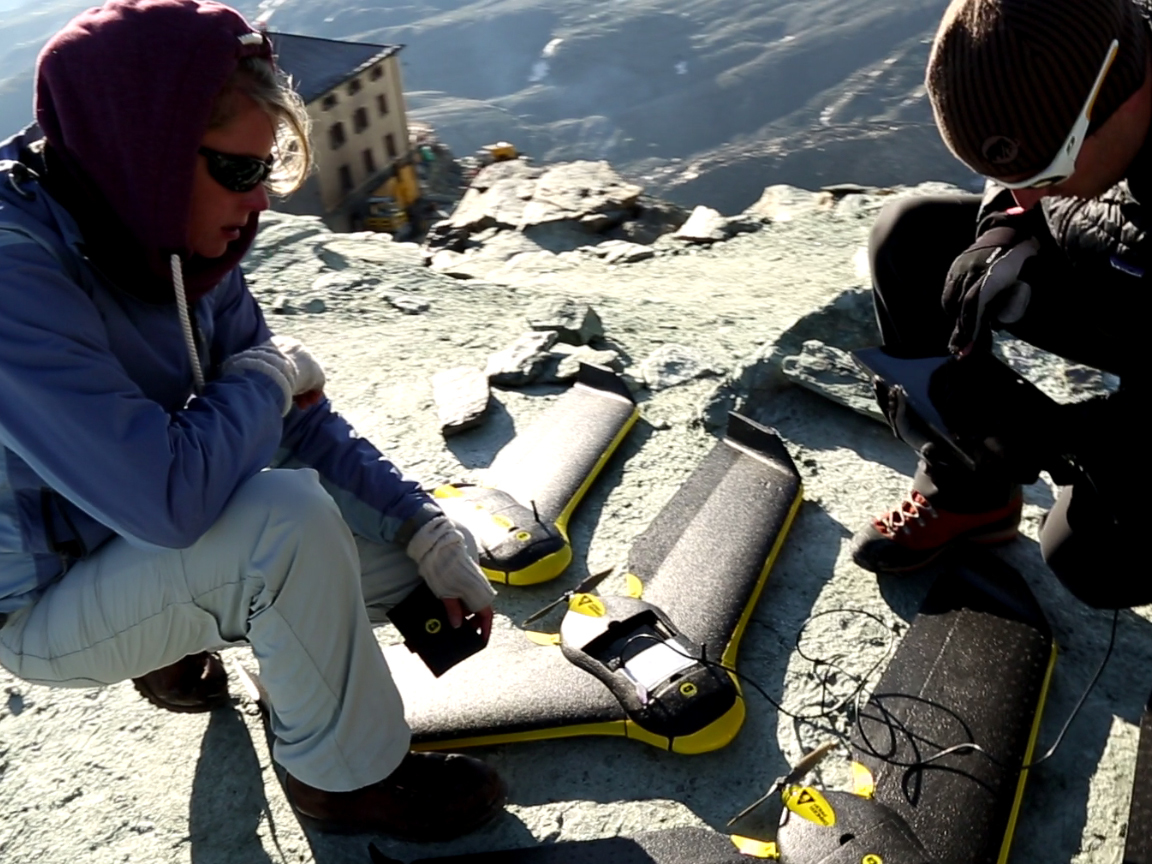 Foto de SenseFly eBee Matterhorn (13/15)