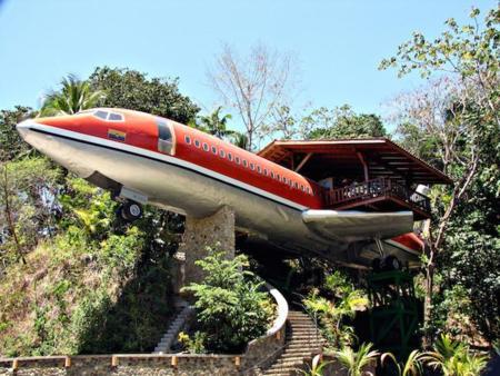 727 Fuselage Costa Rica