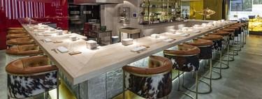 """La covid-19 se cobra la cabeza de su primer restaurante con estrella Michelin, 99 KO sushi bar, """"por una cuestión de centímetros"""""""