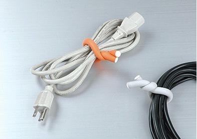 Flexi Ties, enrolla tus cables con estilo