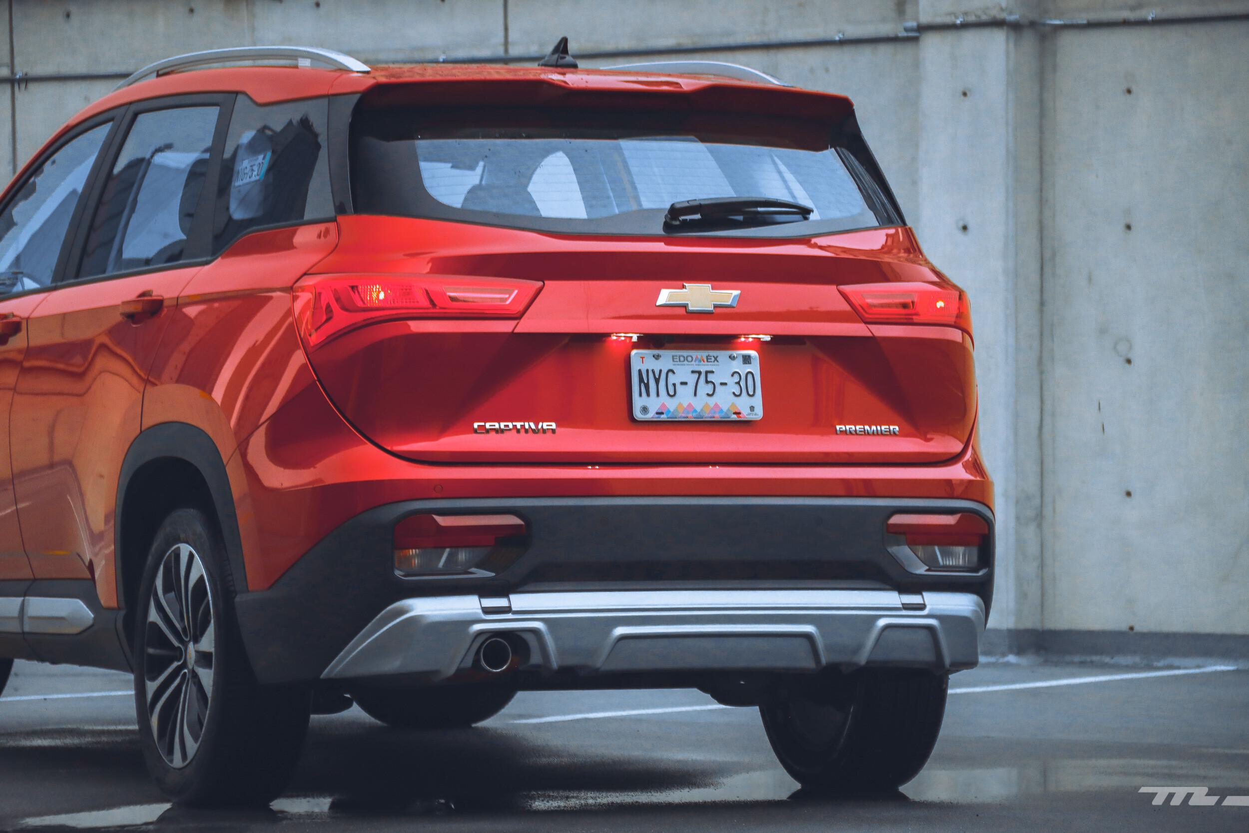 Foto de Chevrolet Captiva 2022 (33/54)