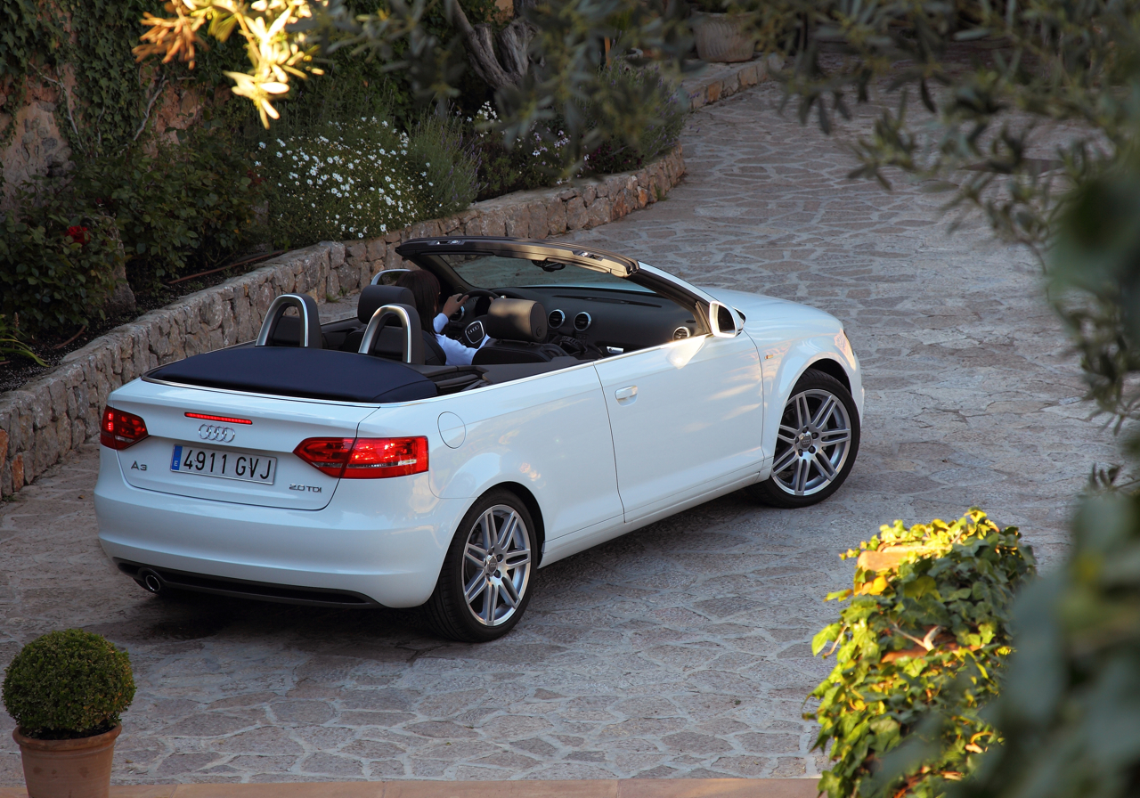 Foto de Audi A3 Cabrio (35/48)