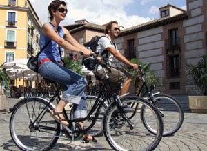 Los precios del petróleo estimulan las ventas de bicicletas