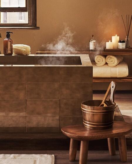 Ahora podemos convertir nuestro baño en un auténtico spa gracias a estos fichajes de Zara Home