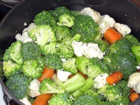 preparacion del brocoli