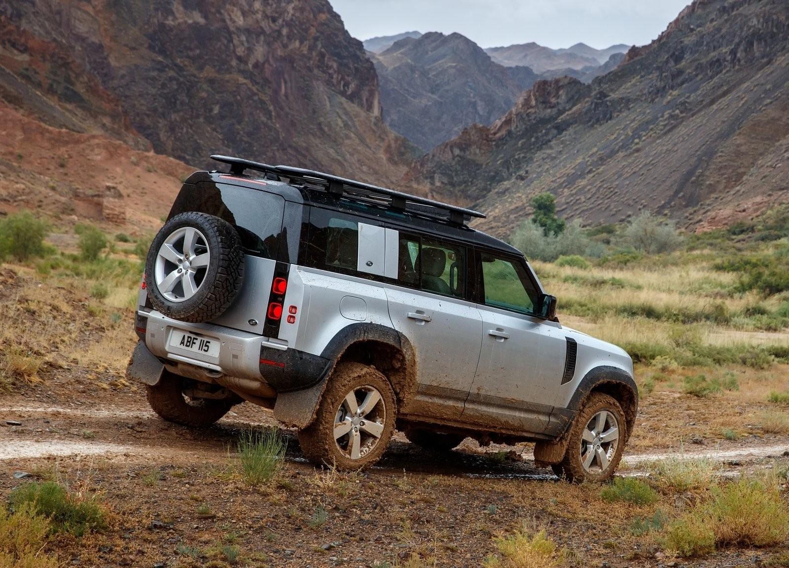 Foto de Land Rover Defender 2020 (8/13)