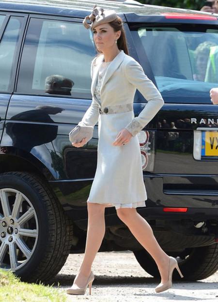 Hooker Kate Middleton Jenny Packham