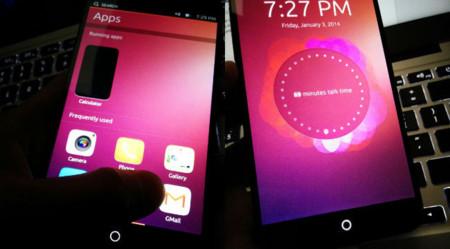 Imágenes filtradas del primer Ubuntu Phone