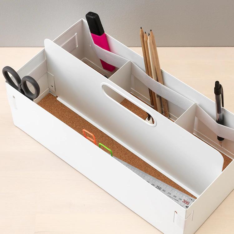 Organizador de escritorio Ikea