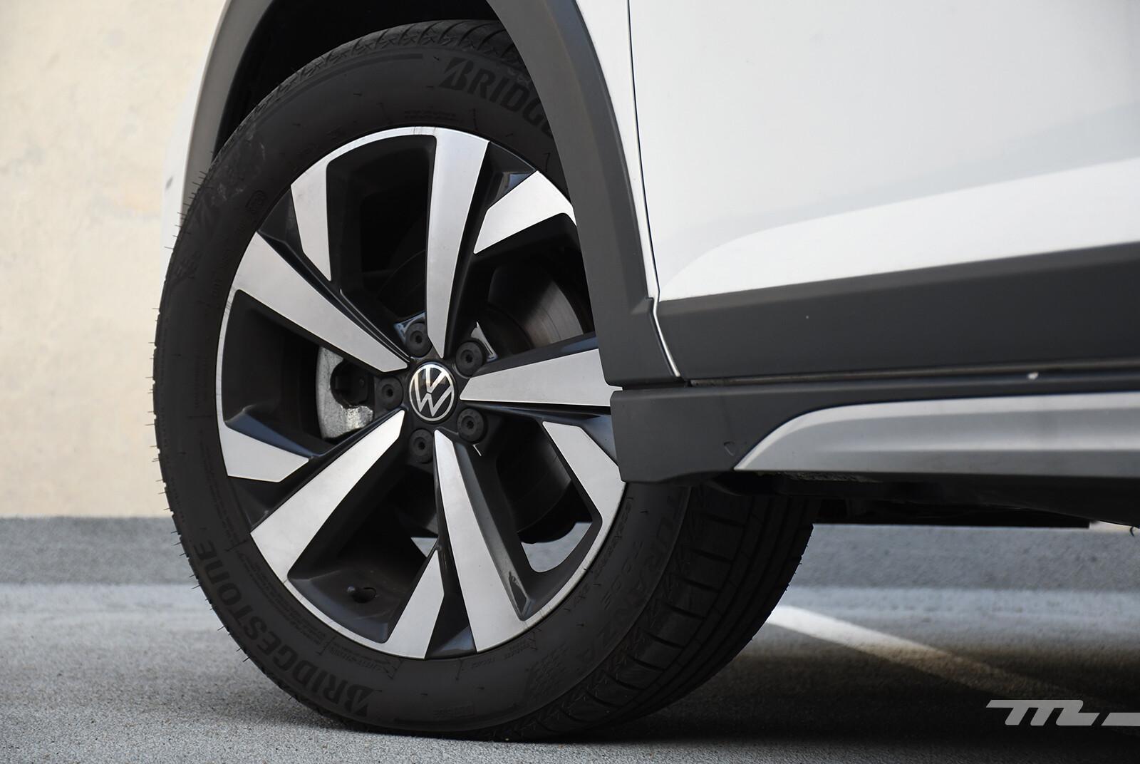 Foto de Volkswagen Nivus (prueba) (18/32)