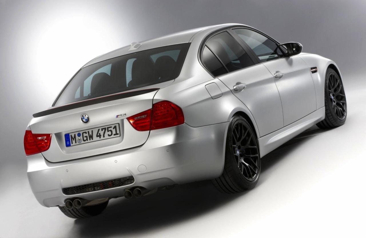 Foto de BMW M3 CRT (4/22)